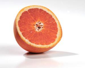 orange en papier imprime 3d