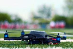 drone foot bleu