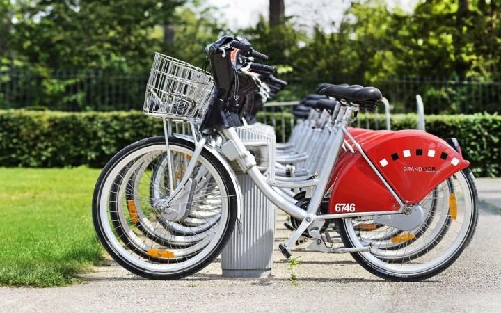 Lyon Vélov tcl