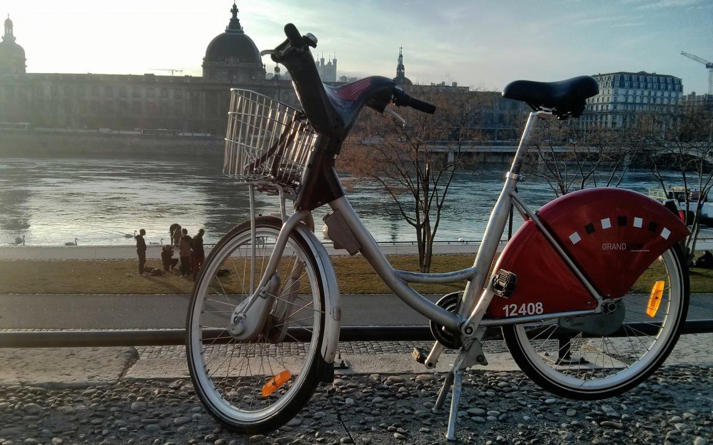 Vélov lyon tcl prix ecologie