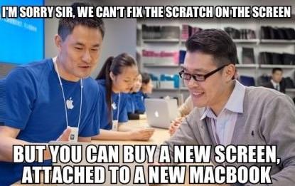 humour mcbook meme apple macbook