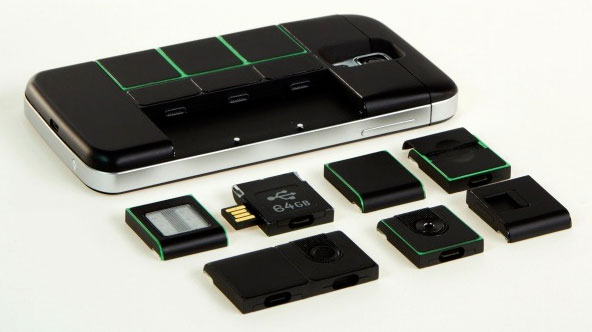 nexpaq smartphone modulaire projet ara like