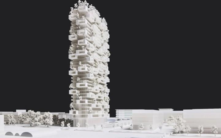 foret verticale ville immeuble suisse