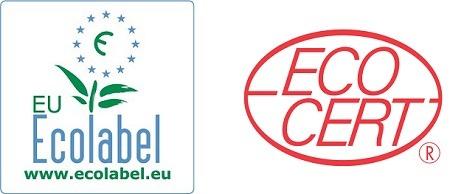 Ecolabel ecocert
