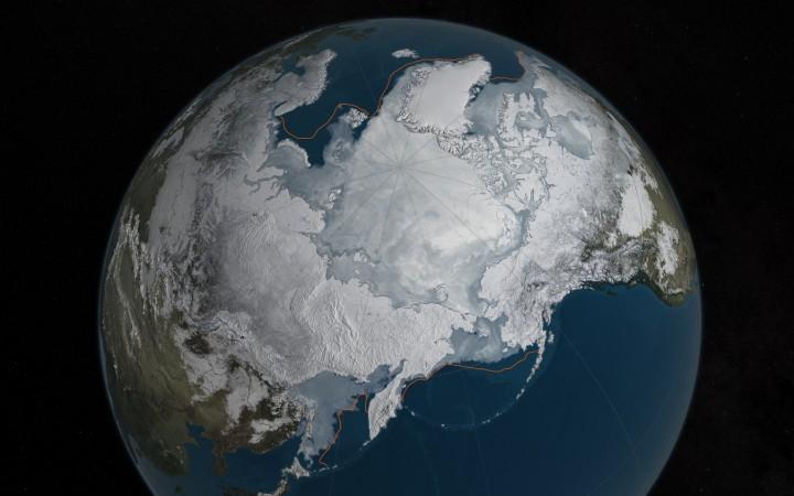 banquise arctique glace