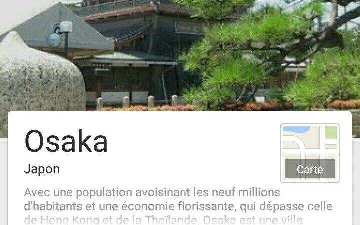 Japon tripadvisor osaka offline