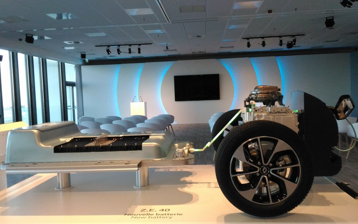 batterie renault zoe modele salle conference