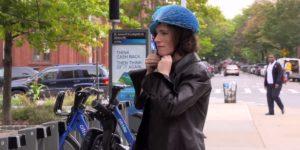 casque pour vélo en papier eco