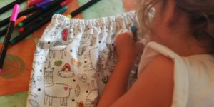 Faire une jupe ou un pantalon avec ses enfants