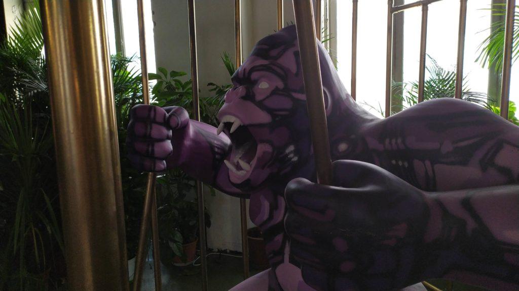 gorille Zoo Art Show