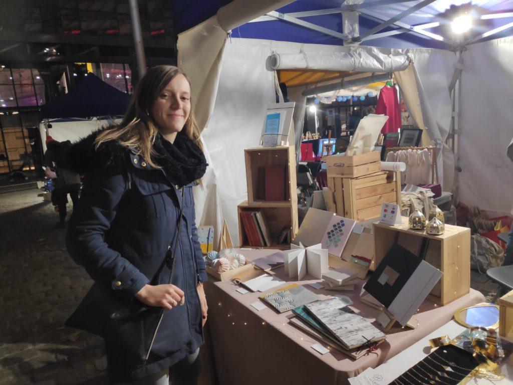 Paris Market Night