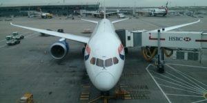 Boeing British Airways Airport