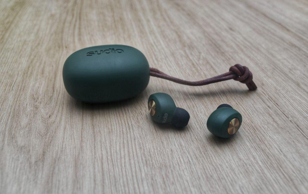 Sudio Tolv Écouteurs Bluetooth sans Fil